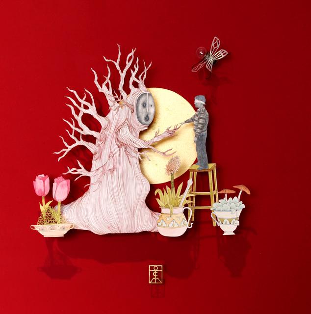 Teresa Currea, 'Tree Nightmare', 2019, Beatriz Esguerra Art