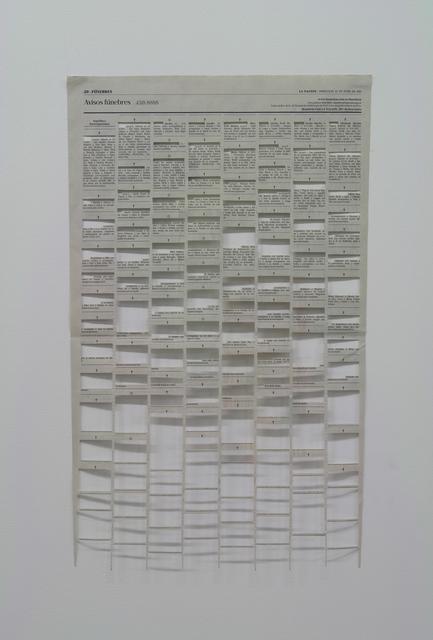 , 'Crepúsculo,' 2015, Ruth Benzacar Galería de Arte