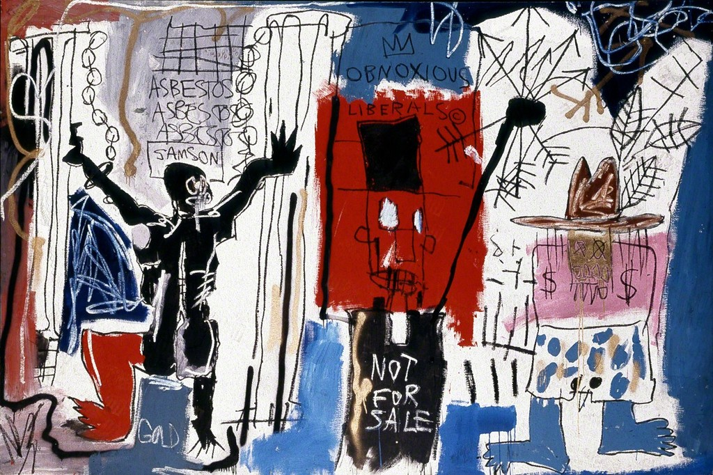 Jean Michel Basquiat by Minackson ...