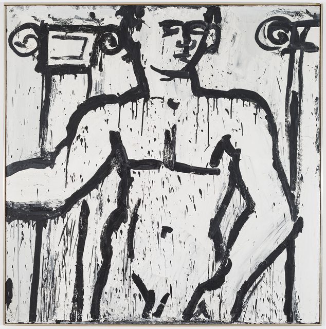 , 'Classical Figure #2,' 1965, David Klein Gallery