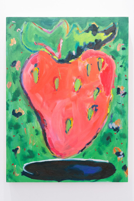 , 'Heart With Shadow,' 2017, YUI Gallery