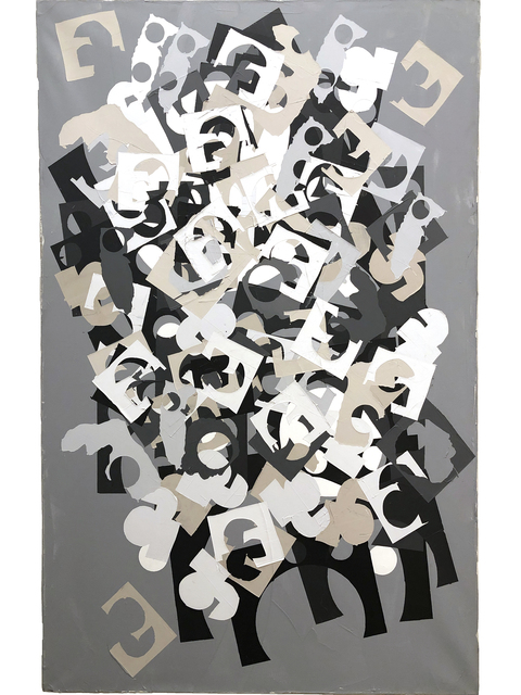 , 'Acroterion in Grey,' ca. 1987, LatchKey Gallery