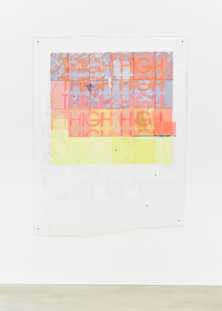 Sara Greenberger Rafferty, 'Thigh High', 2016, Rachel Uffner Gallery