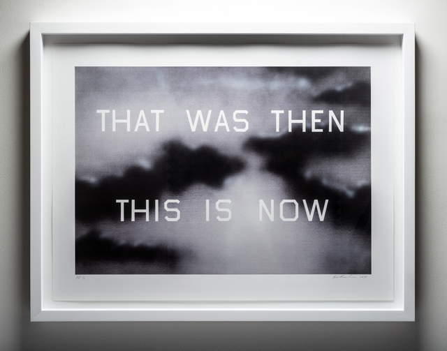 , 'That Was Then This Is Now,' 2014, Wexler Gallery