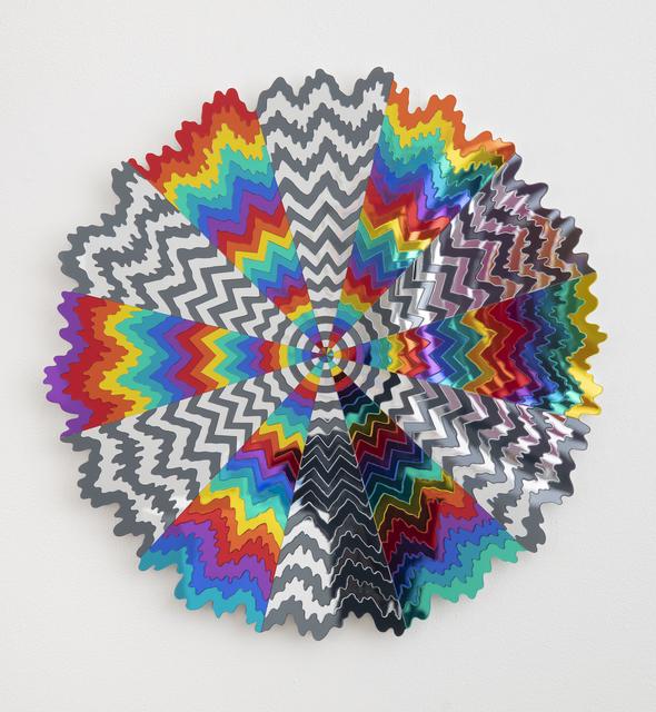 Jen Stark, 'Spirit Molecule 1', 2019, Joshua Liner Gallery