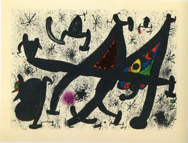 , 'Homenatge a Joan Prats 11,' 1971, Galeria Joan Gaspar