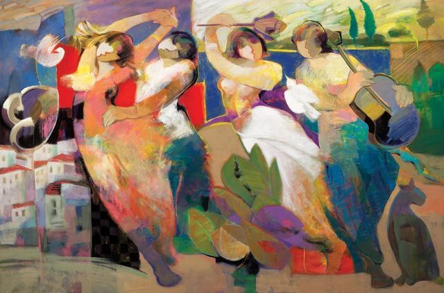, 'Twilight Dance,' , LaMantia Fine Art Inc.