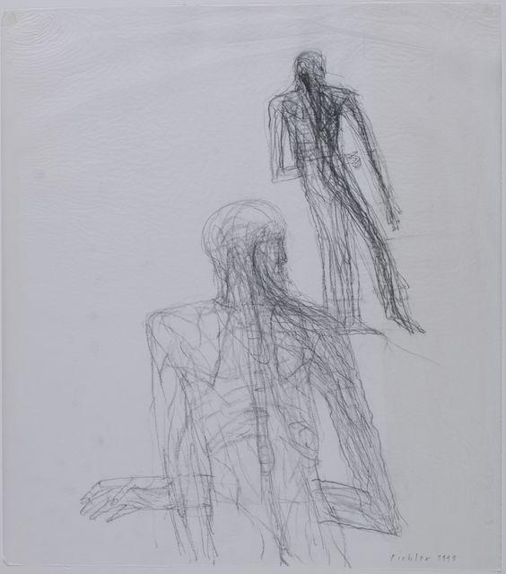 , 'Körper,' 1995, Galerie Elisabeth & Klaus Thoman