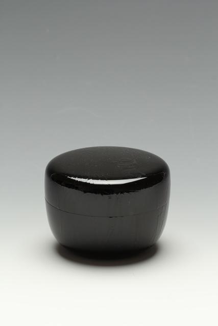 , 'Sparrow and Bamboo Tea Caddy (T-3595),' Showa era (1926-89), Erik Thomsen