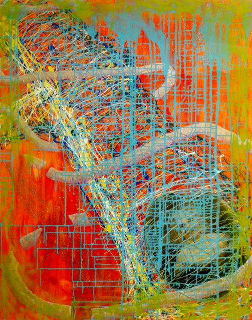 , 'Tree of soul,' 2016, Mizuma & Kips