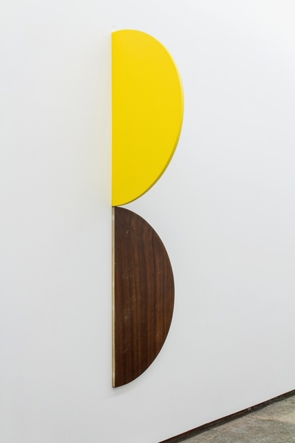 , 'Dîner Jaune / Yellow dinner,' 2014, 3+1 Arte Contemporânea