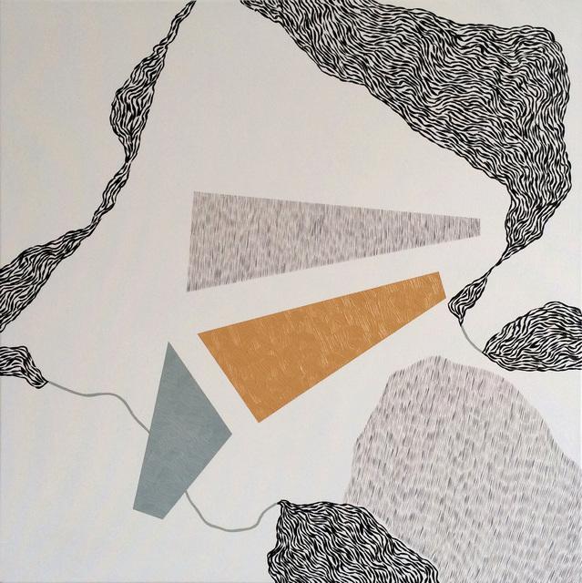 , 'In White II.,' 2016, Faur Zsofi Gallery
