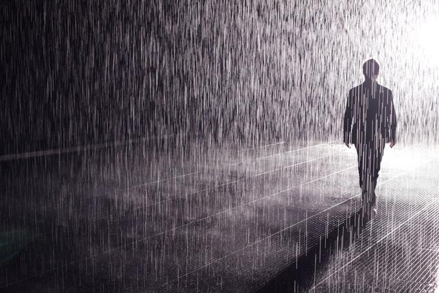 , 'Rain Room,' 2012, Yuz Museum