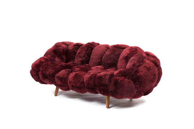 , 'Bolotas Sofa (Cherry),' 2018, Friedman Benda