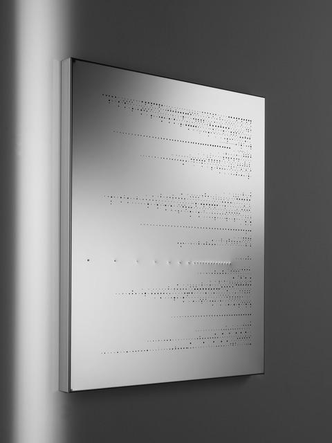 , 'Testo aperto,' 2014, Piero Atchugarry Gallery