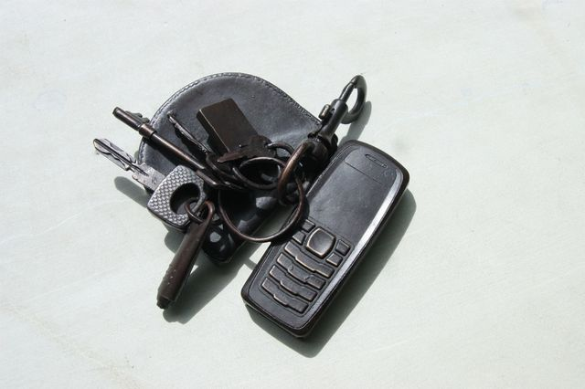 , 'Have You Seen My Keys,' 2006, Hang-Up Gallery