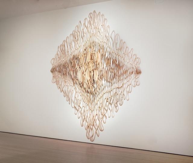 , 'Colossal Birch Cascade II,' 2014, Callan Contemporary