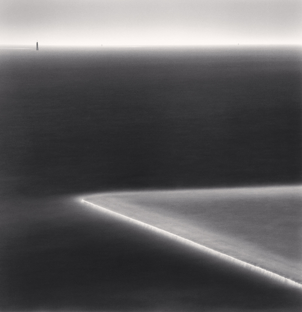 Michael Kenna, 'Pool Outline, St Malo, Brittany, France,', 2003, G. Gibson Gallery