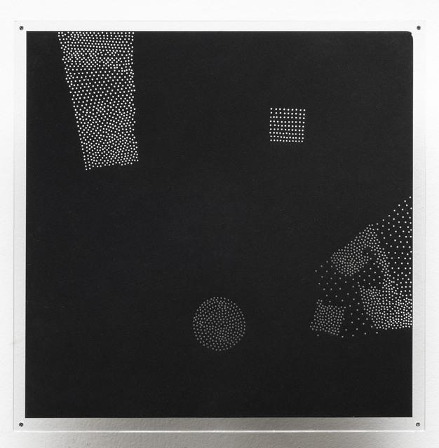 , 'Perfurados I,' 1970's, Bergamin & Gomide