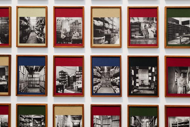 , 'Fileroom,' 2012, Queens Museum