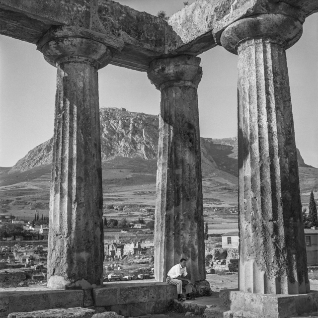 , 'Corinth, The Archaic Temple of Apollo,' 1961, galerie SIT DOWN