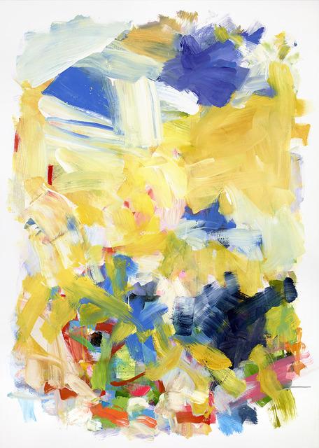 , 'The Blackbird Sings,' 2013, Kathryn Markel Fine Arts