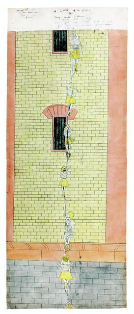 , 'Make daring escape,' 1910-1970, Musée d'Art Moderne de la Ville de Paris