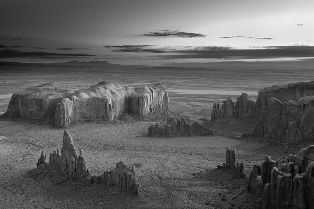 , 'Sunrise Over Spires,' 2014, photo-eye Gallery