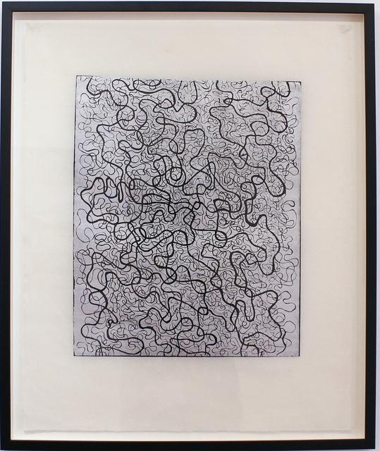 , 'Overflow Silver,' 2016, ART MORA