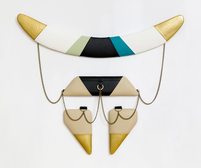 , 'Waves and Tides,' 2016, Asya Geisberg Gallery