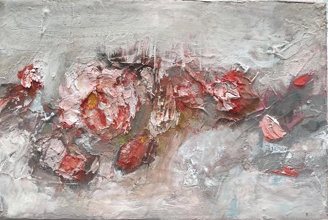 Rita Moreno, 'Rosas', 2018, ENCANT