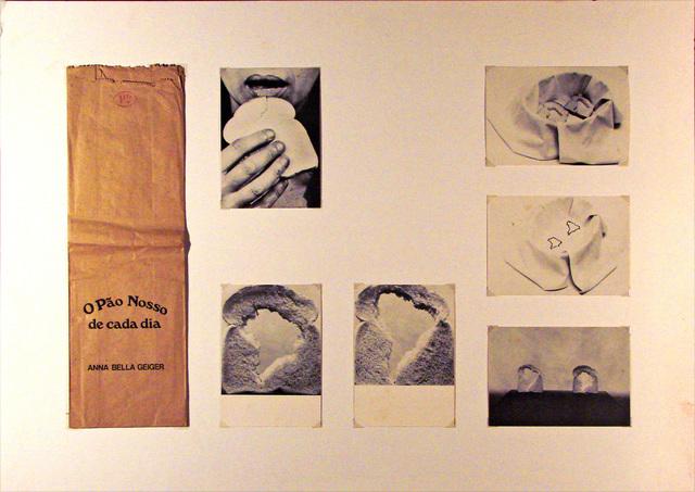 , 'O Pão Nosso de Cada Dia ,' 1978, Galeria Murilo Castro
