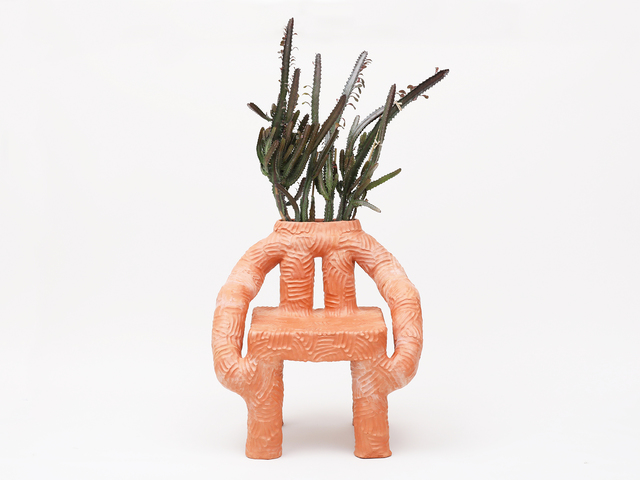 , 'Tanza Plant Chair,' 2017, Patrick Parrish Gallery