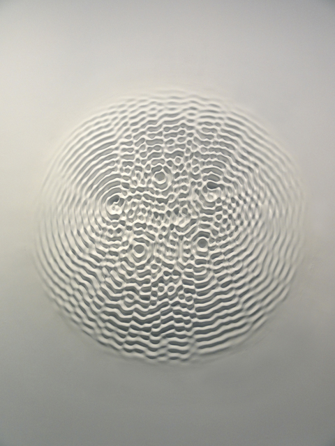 , 'Wall Wave Vibrations (A Synchronous Emotion),' 2012, Diana Lowenstein Gallery