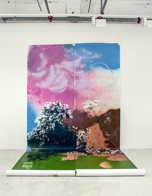 , 'Adbar IV,' 2015, Tiwani Contemporary