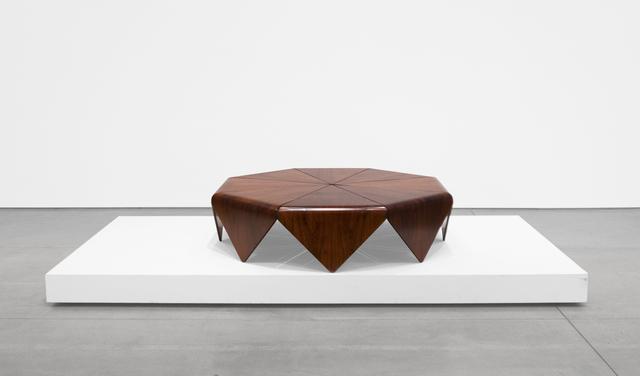 , ''Petalas' Rosewood Coffee Table,' ca. 1960, Peter Blake Gallery