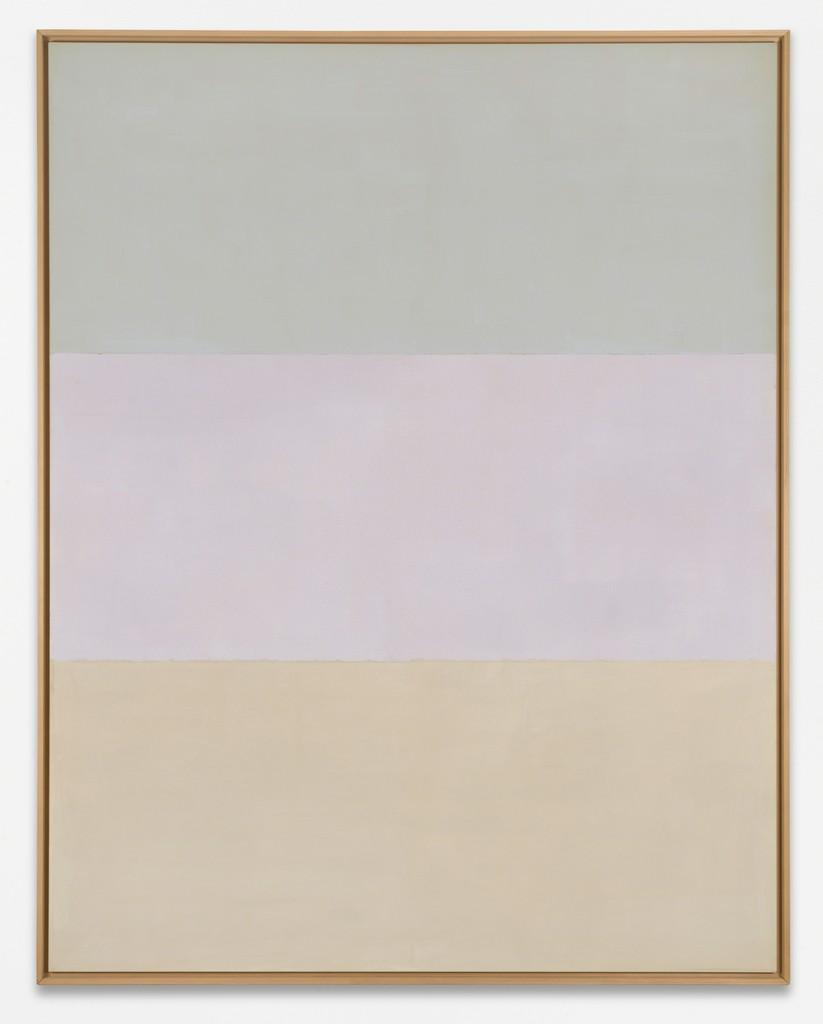 Irreal, 2003, acrylic paint on canvas 230 x 190 cm