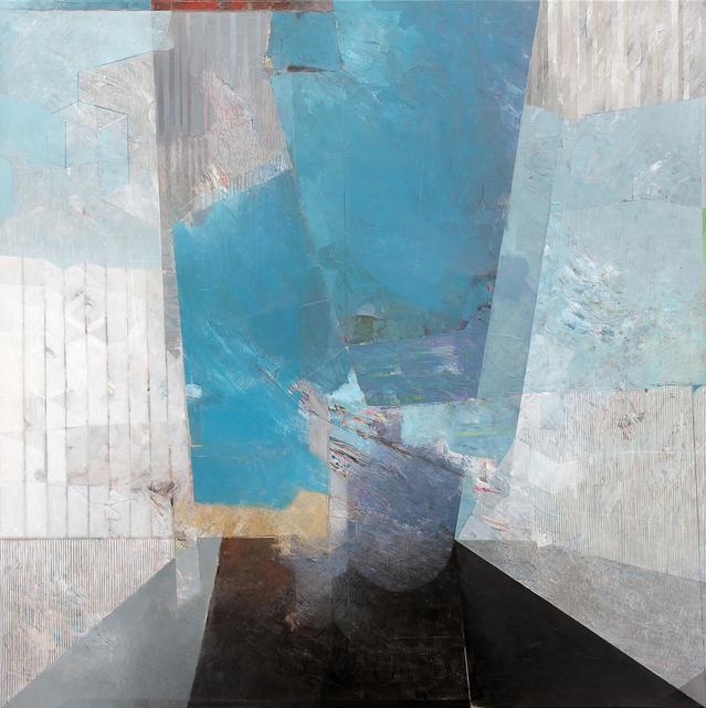 , 'Symmetry Failure I,' 2019, Galeria de São Mamede