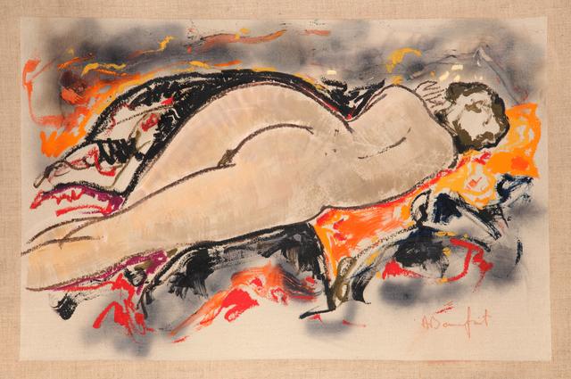 Alain Bonnefoit, 'L'Endorme,' 2014, Galleria Ca' d'Oro
