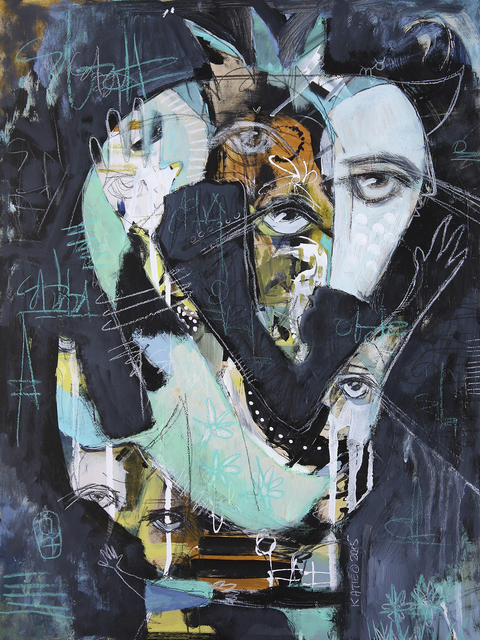 , 'The Art Of Engagement,' 2015, Corvidae Gallery