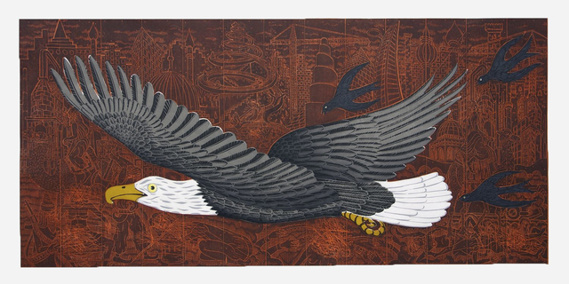 , 'War Eagle,' , Robischon Gallery