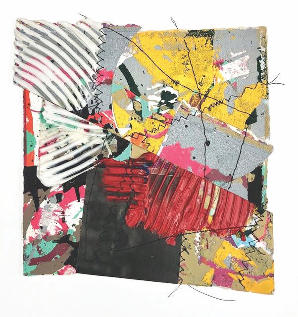 Sam Gilliam, 'Untitled', 1994, Dieu Donné Benefit Auction
