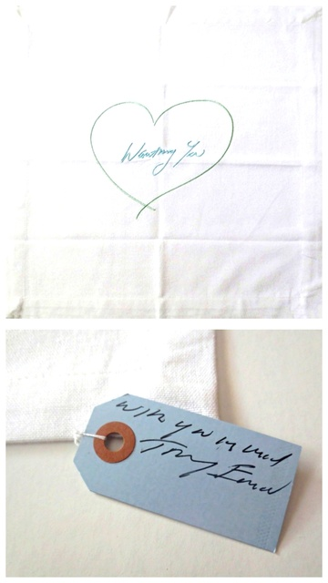 Tracey Emin, 'Wanting You (with hand signed tag)', 2014, Alpha 137 Gallery Auction