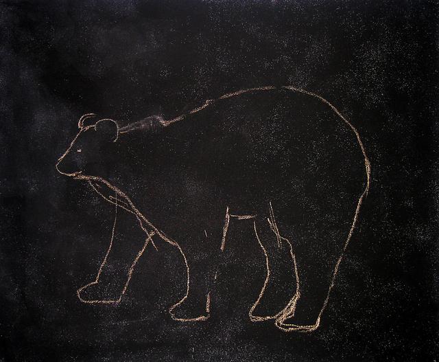 , 'Bear,' 2009, Carter Burden Gallery