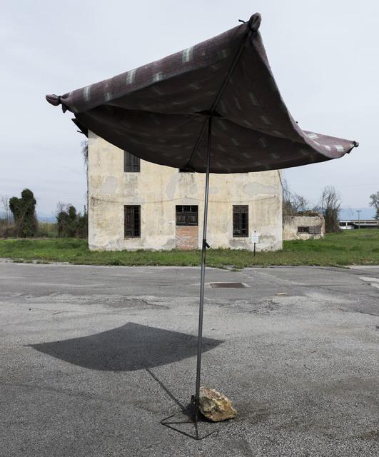 , 'Frazada (La Sombra), Blanket (The Shade), Lucca,' 2017, Galerie Peter Kilchmann
