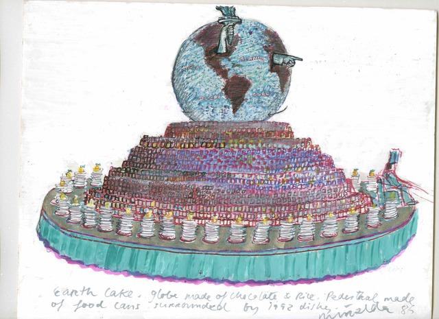 Antoni Miralda, 'Earth Cake', 1986, Henrique Faria Fine Art