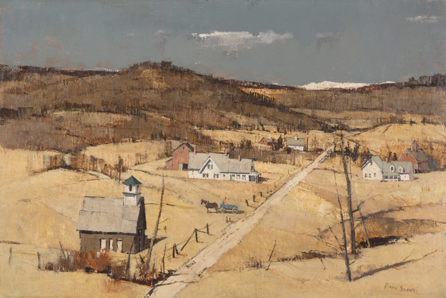 Paul Sample, 'Just Before Winter', 19th -20th Century, Vose Galleries