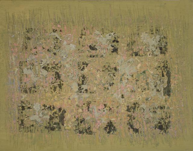 , 'Memory Garden #9,' 2019, Carter Burden Gallery