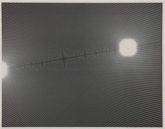 , 'Spectral Sun (21),' 2016, Anthony Meier Fine Arts