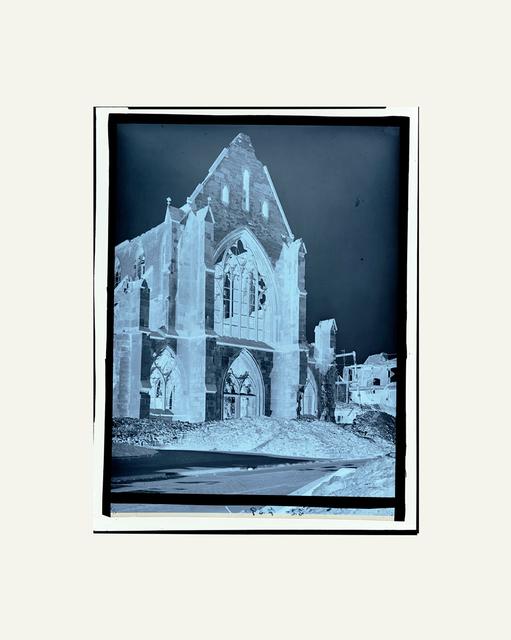 , 'Minoritenkirche 1246/48 I (RB-Archiv Köln c.1946),' 2017, Galeria Senda